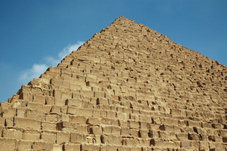 Pyramid of Menkaure (Mykerinus Pyramid)
