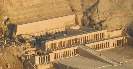 El Templo de Hatchepsut