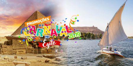 Pacotes Carnaval no Egito 2019