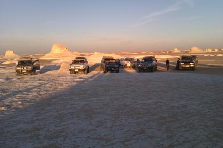 Deserto d'Egitto