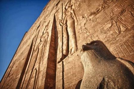 Templo, Egito