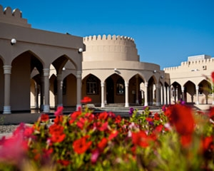 Sohar Handicrafts Souq in Oman