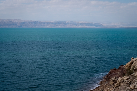 Beautiful View of The Dead Sea