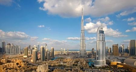 Dia 2: Burj Khalifa, Dubai