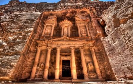 Jordan Treasury in Petra