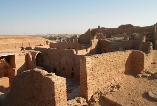 Monastery of St.Simeon, Aswan