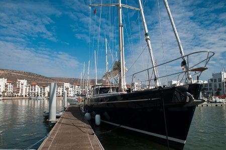 Marina em Agadir