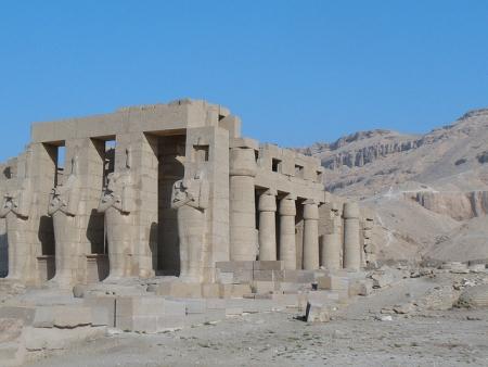 Statues of Osiris
