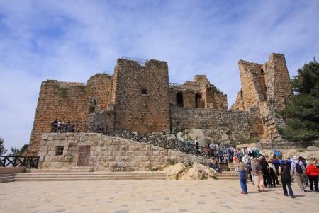 The Castle Of Ajloun