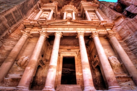 Rose Red City of Petra