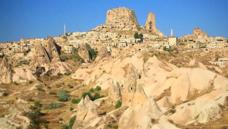Cappadoce en Turquie