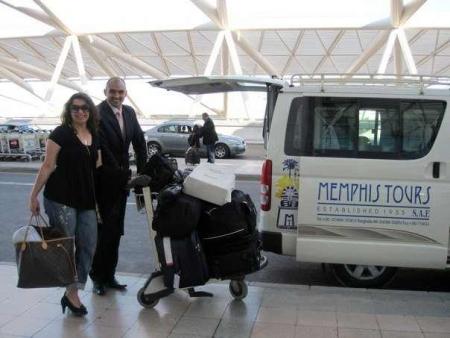 Traslados del Aeropuerto de El Cairo