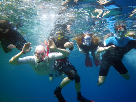 Snorkeling in Sharm El Sheikh