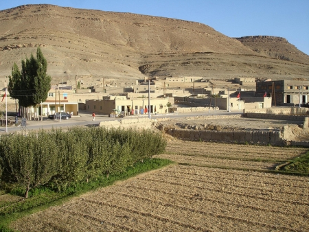 The Village of Skoura, Ouarzazate