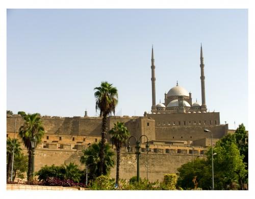 La Mezquita de Mohamed Ali