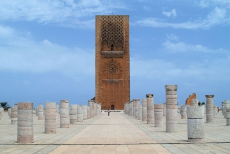 Hassan Tower Mosque