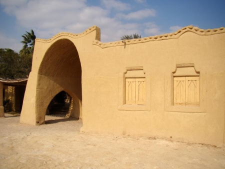 Tunis Village Old Architecture, Fayoum