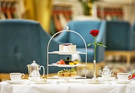 High Tea a Burj Al Arab