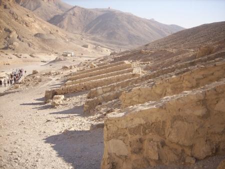 Valle delle Regine, Riva Ovest del Nilo