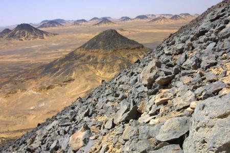 The Black Desert, Western Desert