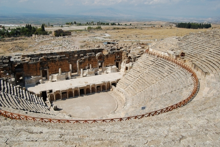Hierapolis Theater, Turkey