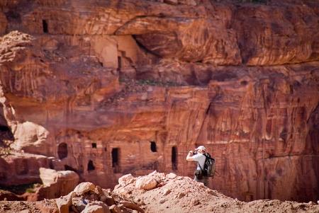 Guía de viajes Jordania