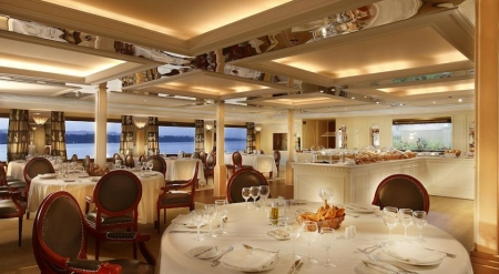 Nile Cruise Restaurant, Egypt