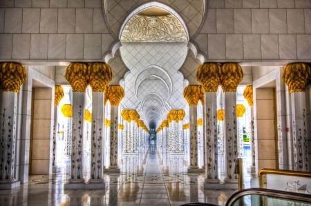 Moschea dello Sciecco Zayed, Abu Dhabi