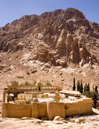 St. Catherine Monastery, SinaiSt. Catherine's Monastery, Sinai