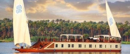 Sonesta Amirat Segelschiff