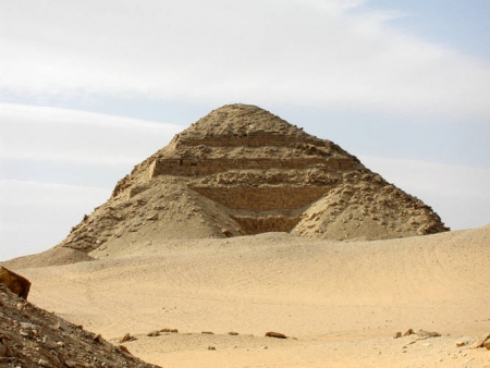Pyramid of Raneferef (Neferefre)