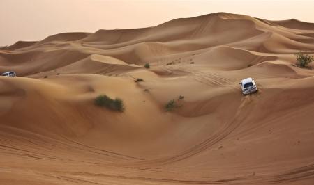Escursione Safari 4x4 Dubai