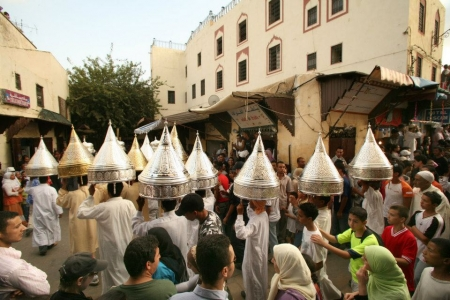 Festival of Moulay Idriss