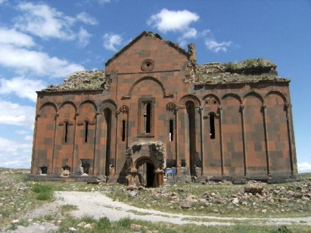 Kars- Ruins of Ani of Turkey