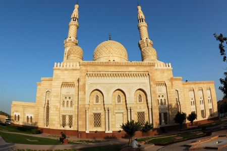 The Grand Mosque of Jumeirah