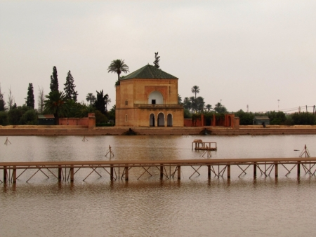 The Menara Gardens, Marrakech