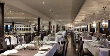 Mayfair Nile Cruise Dining