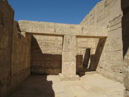 Madinet Habu Temple