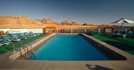 MS Nubian Sea Lake Nasser Cruise