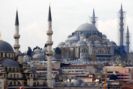 Mosquée de Soliman le Magnifique