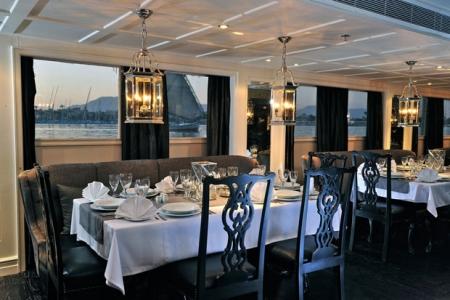 MS Mayfair Nile Cruise Restaurant