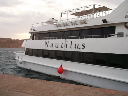 Nautilus Cruise in Sharm El Sheikh