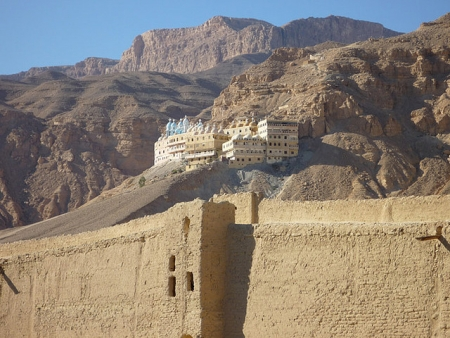 St. Paul Monastery, The Eastern Desert