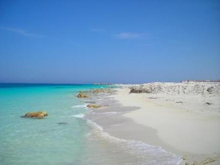 El Alamein Sea