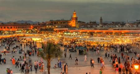 Djemaa el Fina - Marrakesh - Marrocos