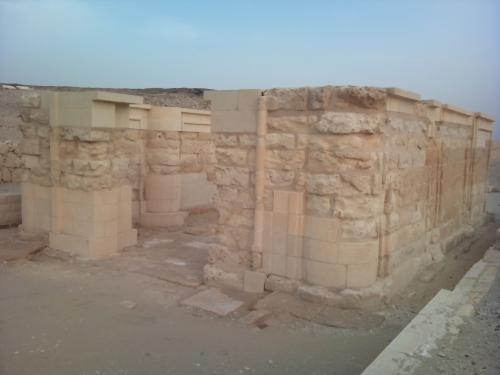 Madint Madi, Fayoum Oasis