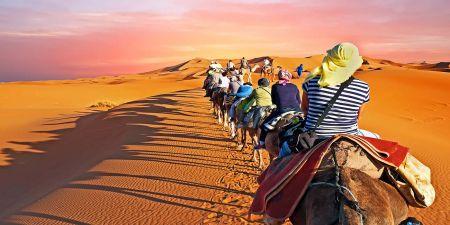 Pacotes Curtos para Marrocos