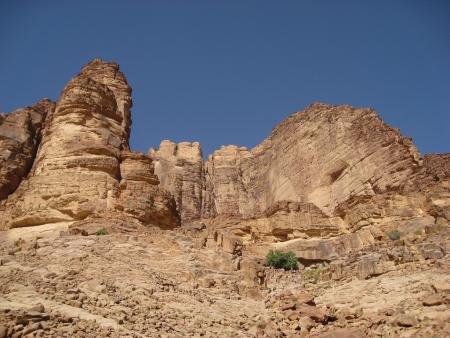 Lawrence's Spring, Wadi Rum