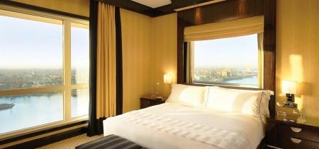 Fairmont Nile City Hotel