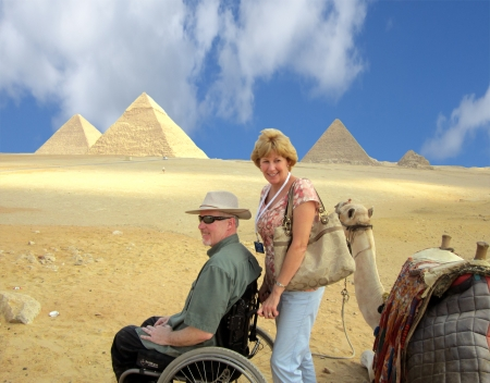 Wheelchair Tours in Egypt